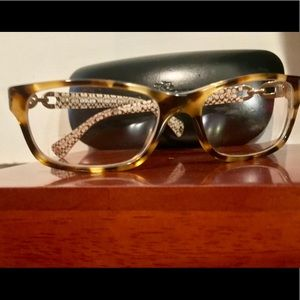 Women's Coach Glasses with hard case